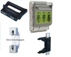 NH-Afsteckgriff - NH-Sicherungs Trenner - NH Sicherungssockel 1pol - Trennmesser