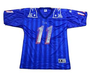 VTG 1995 Starter NFL New England Patriots Drew Bledsoe Football Jersey Size XXL