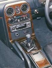 MAZDA MX5 MK1 1990 - 1998 WALNUT WOOD DASH TRIM KIT