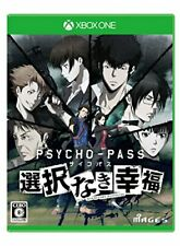 Xbox One PSYCHO-PASS psychopaths selection defunct happinessJapan Import