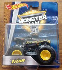 2017 Hot Wheels Monster Jam 25 Titan