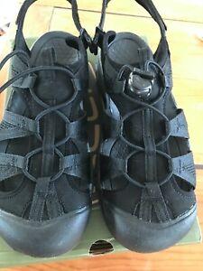 Keen Womens Venice II H2 Walking Shoes Sandals Black UK 7 / EU40
