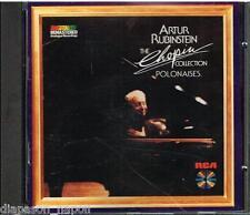 Chopin: Polacche / Artur Rubinstein - CD