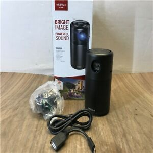Anker Nebula Capsule Smart Portable Projector 100 ANSI Lumen 360° Speaker