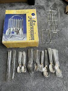 Vintage Viners Millennium Cutlery Set 42 Pieces NEW