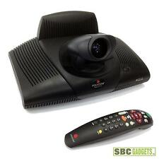 Polycom ViewStation Video Conferencing System W/Remote (Model: PVS-14XX)