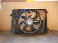 MERCEDES A CLASS A160 2016 1.6 16V RADIATOR FAN WITH COWLING A2465000093