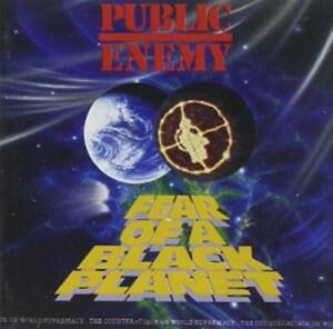 Public Enemy : Fear Of A Black Planet, 1990 CD Expertly Refurbished Product