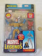 Sentry Mustard Yellow No Beard Marvel Legends ToyBiz Giant Man Series BAF MOSC