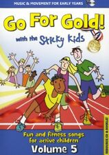 Sticky Kids - Go For Gold [CD]