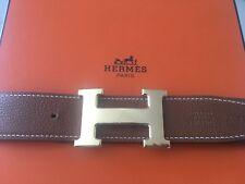 Hermes - Wende - Gürtel - Damen & Herren - 95 Größe - Neuwertig