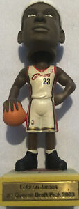 lebron james rookie bobblehead