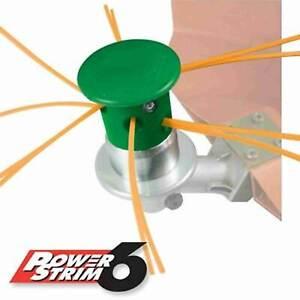 PORTEK POWERSTRIM 6 STRAIGHT SHAFT STRIMMER CUTTING HEAD UNIVERSAL