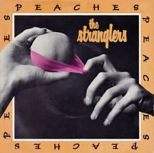 "THE STRANGLERS PEACHES 7"" 45RPM   REPRODUCTION PICTURE SLEEVE ONLY"