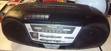 Panasonic RX-DS12 tragbarer Cassetten / CD / Radio Henkelmann
