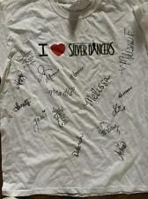 San Antonio Spurs Silver Dancers- T-Shirt Signed by 15 of the Girls