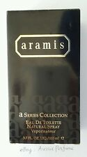 Vintage Aramis A Series Collection by Aramis 110ml/ 3.7oz EDT Spray Mens Genuine