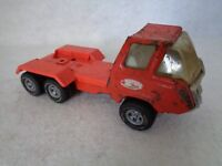 Vintage Red Tonka Truck Cab for Swivel Crane (Cat.#8C007)