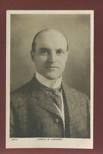 Religion Charles M Alexander Gospel Singer RP PPC Used 1905