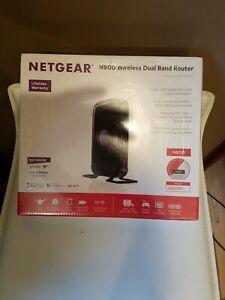 NEATGEAR  WNDR3400 N600 Dual Band Wi-Fi Router