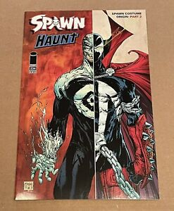 Spawn #234 Haunt Appearance