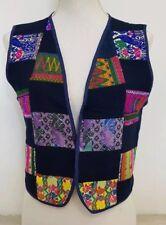 NEU Hippie Patchwork Lagenlook S- M Gipsy Woodstock Weste Folklore Vest Jacke