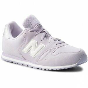New Balance Kids 373 Trainers KJ373GIY RRP £40 (D)