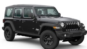 2019 Jeep Wrangler Unlimited JL Mopar Chrysler OEM Soft Top & Bow & Hardware