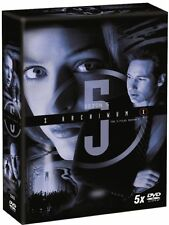 Z ARCHIWUM X (THE X-FILES) - SEZON 5 - BOX [5 DVD]