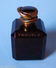 FLACON PARFUM VIDE sans parfum TROUBLE DE BOUCHERON VAPO 100 ml non rechargeable