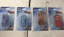 Disney Pixar Cars Figurine Set Of 4