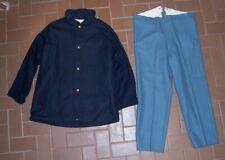 Civil War Union Lined Federal Sack Coat & Sky Blue Pants Wool