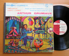 Arthur Grumiaux Paganini Violin Concerto 4 Saint-Saens no. 3 Philips L 00.465 L