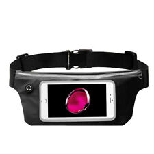 Reflective Sports Activity Waist Pack Pocket Belt ( Black, Red, Blue, Hot Pink)