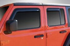 In-Channel Vent Visors for 2020 Jeep Gladiator