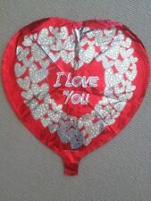 Valentine's Day Heart Party Balloons & Decorations