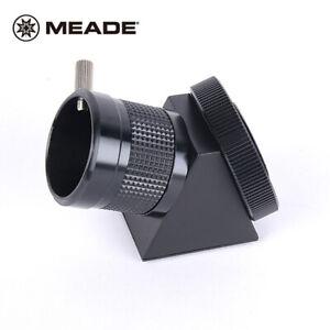 "Meade 1.25"" 45 degree Full Erect Image Prism Zenith Mirror Telescope Accessories"