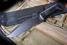BKR7 Couteau Ka-Bar Becker Combat Utility Acier Carbone 1095 Polyester Sheath US