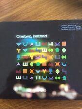 Onetwo - Instead ( CD ALBUM ) CLAUDIA BRUCKEN OMD PROPAGANDA new / sealed