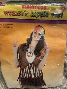 Womans Hippie Vest