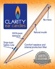5 pairs Top Quality Natural Beeswax Ear Candles | ARTG151046 | freepost!