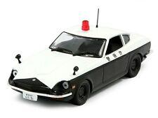Datsun 240Z Nissan Fairlady Z Two-seat coupe Japanese Police DeAgostini 1:43