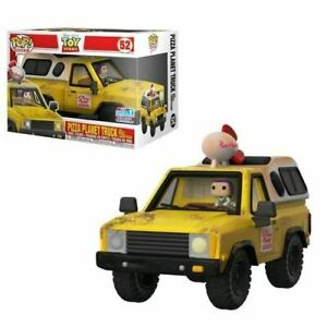 Toy Story Pizza Planet Truck Buzz Lightyear 52 NYCC 2018 Exclusive Pop Vinyl