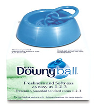 Automatic Fabric Softener Dispenser Container Ball for Washing Machine Blue