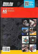 A5 ASE Automotive Brakes Test Prep Home Study Manual Guide 1934855096