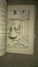 1930  THE HISTORY OF LITTLE GOODY TWO SHOES OLIVER GOLDSMITH DJ COLOR PLATES
