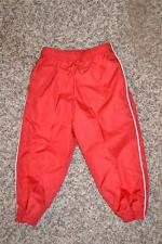 NEW - RED & WHITE - Buccaneers Colors INFANTS 24 MONTHS Pants 38RD