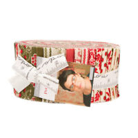 PETITES MAISONS DE NOEL by French General for Moda - Jelly Rolls
