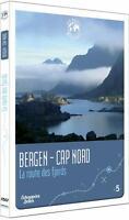 ECHAPPEES Belles Bergen-Cap Nord : la Route des Fjords // DVD NEUF