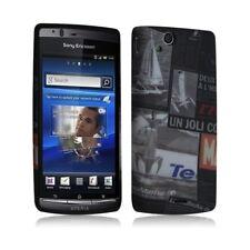 Housse étui coque gel pour Sony Ericsson Xperia Arc / Arc S motif LM17